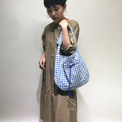 씨씨씨프로젝트 ccc project . blue knot bag