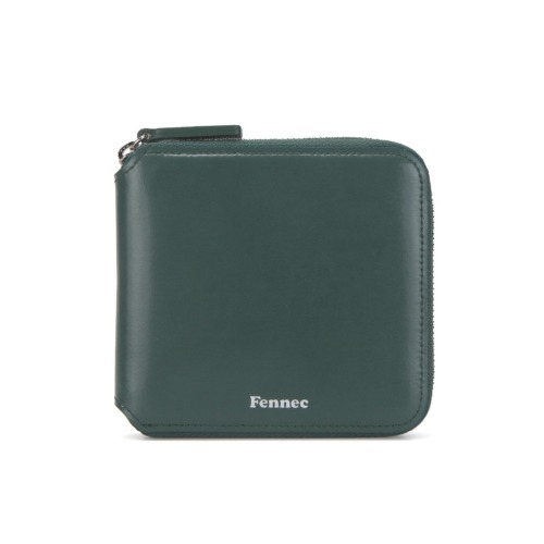 페넥 fennec zipper wallet FOREST KHAKI