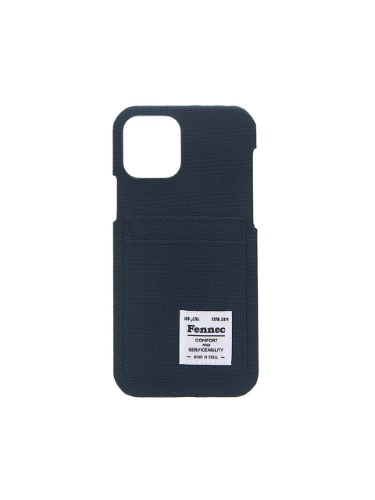 페넥  FENNEC .C&S IPHONE 12 / 12 PRO CARD CASE - NAVY