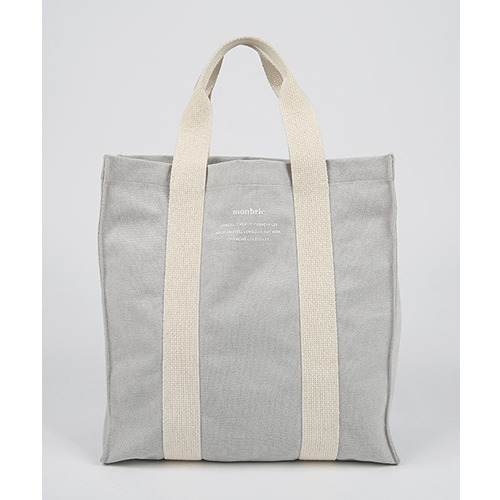 몽브릭 monbric . weekday tote bag . grey